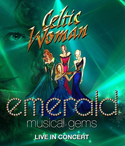 Celtic Woman Emerald Musical Gems Live In Blu Ray Nr