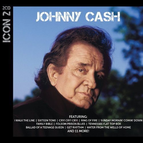 Johnny Cash Icon 2 CD