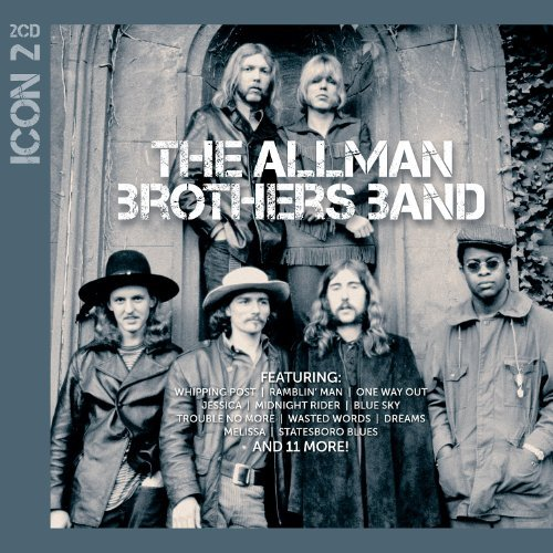Allman Brothers Band Icon 2 CD