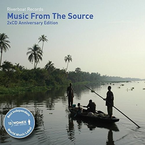 Various Artist Music From The Source 2 CD