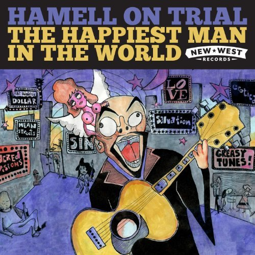Hammell On Trial Happiest Man In The World Incl. Digital Download