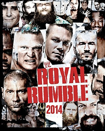 Wwe Royal Rumble 2014 DVD Tvpg