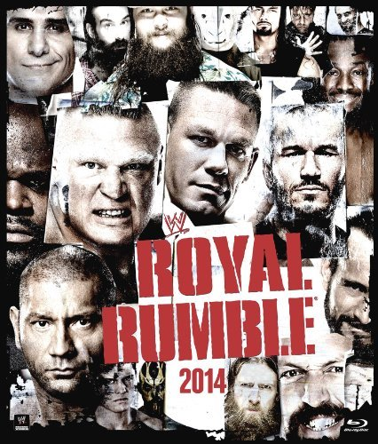 Wwe Royal Rumble 2014 Blu Ray Tvpg Ws