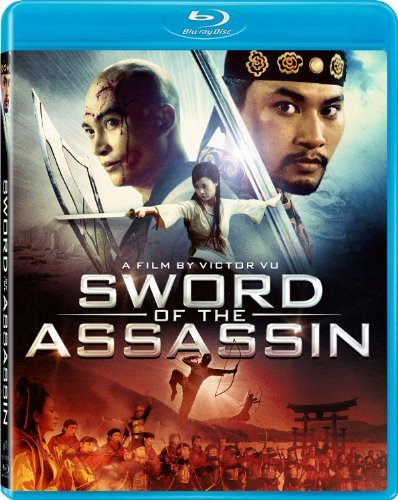 Sword Of The Assassin Dong Huynh Blu Ray Nr