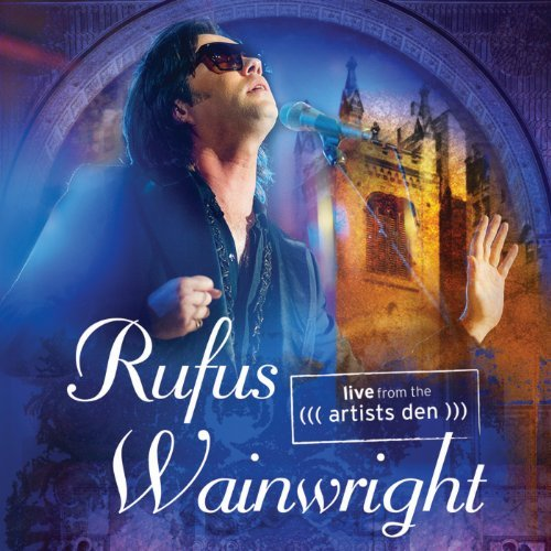 Rufus Wainwright Live From The Artist's Den Blu Ray Nr