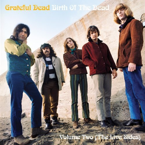Grateful Dead Birth Of The Dead Volume Two T 180gm Vinyl 2 Lp
