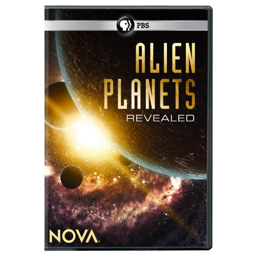 Nova Alien Planets Revealed DVD Nr