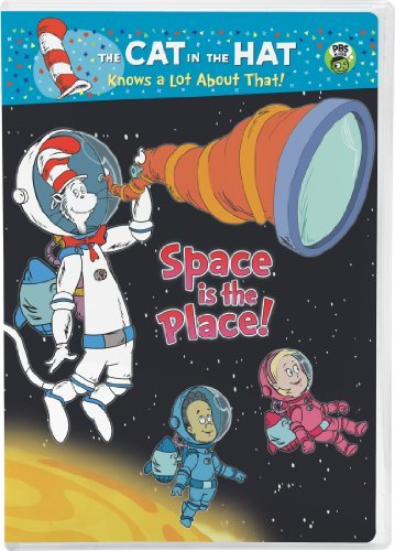 Cat In The Hat Space Is The Place! Space Is The Place!