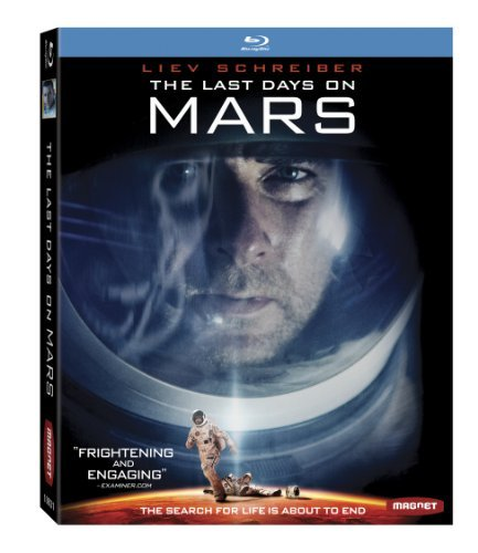 Last Days On Mars Schreiber Garai Koteas William Blu Ray Ws R