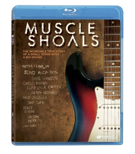 Muscle Shoals Muscle Shoals Blu Ray Pg Ws