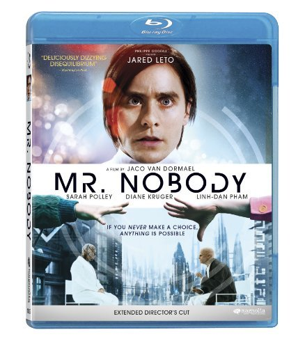 Mr. Nobody Leto Polley Kruger Blu Ray R Ws