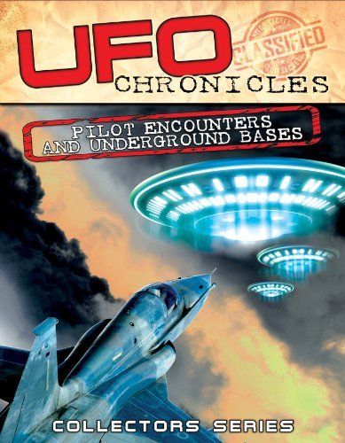 Ufo Chronicles Pilot Encounte Bethune Commander Graham Ws Nr