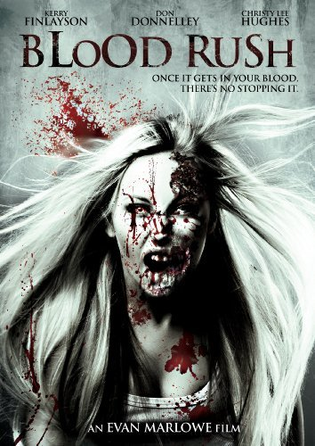Blood Rush Finlayson Donnelley Hughes DVD