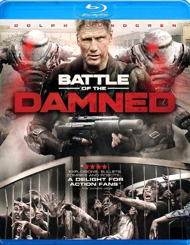 Battle Of The Damned Lundgren Zanetti Blu Ray R Ws