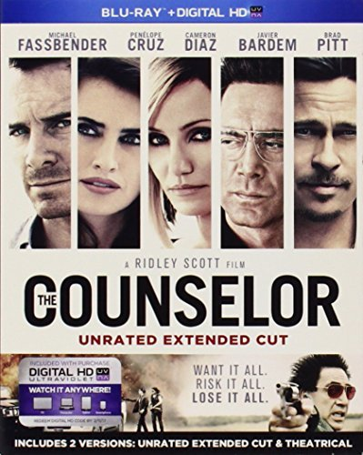 Counselor Counselor Blu Ray Ws R