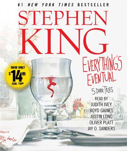 Stephen King Everything's Eventual 5 Dark Tales