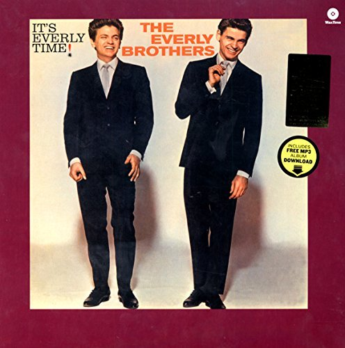 Everly Brothers It's Everly Time! Import Esp
