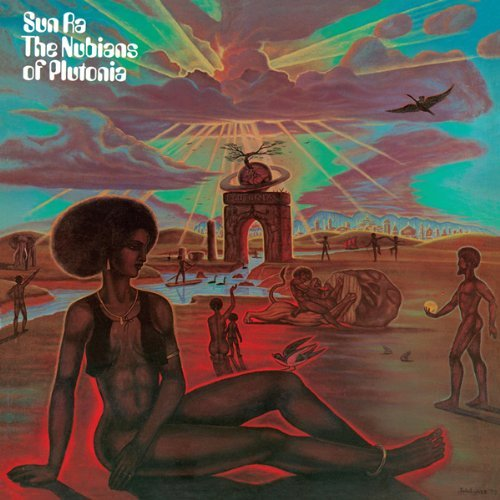 Sun Ra Nubians Of Plutonia Import Esp