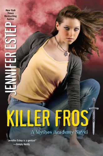Jennifer Estep Killer Frost