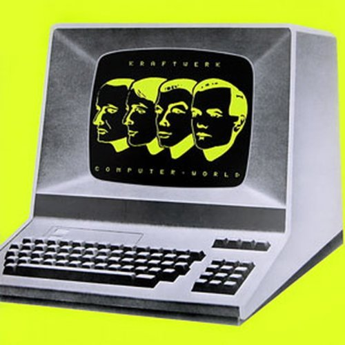 Kraftwerk Computer World Import Jpn