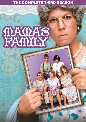 Mama's Family Season 3 DVD