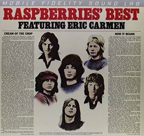 Raspberries Raspberries Best Featuring Eri Feat. Eric Carmen
