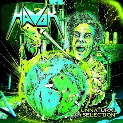 Havok Unnatural Selection With Point 2 Lp