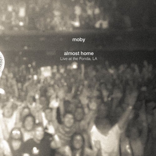 Moby Almost Home Live At The Fonda 2 DVD 2 CD Digipak