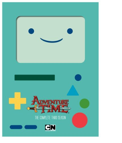 Adventure Time Season 3 DVD