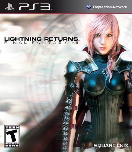 Ps3 Lightning Returns Final Fantasy Xiii Square Enix