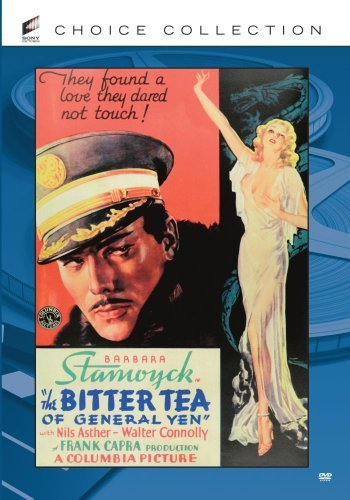 Bitter Tea Of General Yen Asther Stanwyck Littlefield DVD Mod This Item Is Made On Demand Could Take 2 3 Weeks For Delivery