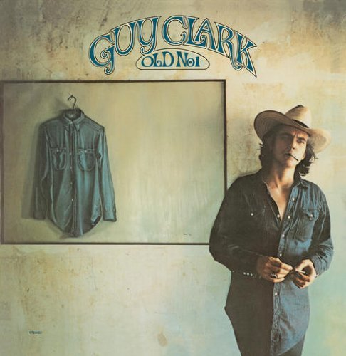Guy Clark Old No. 1 180gm Vinyl