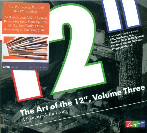 Art Of The 12 Inch Vol. 3 Art Of The 12 Inch Import Gbr 2 CD