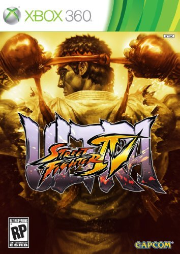 Xbox 360 Ultra Street Fighter Iv Capcom U.S.A. Inc. Ultra Street Fighter Iv