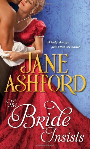Jane Ashford The Bride Insists