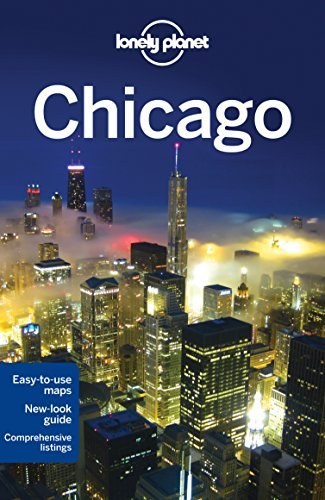Lonely Planet Lonely Planet Chicago [with Pull Out Map] 0007 Edition;