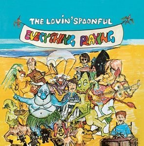 Lovin' Spoonful Everything Playing Import Eu Incl. 3 Bonus Tracks