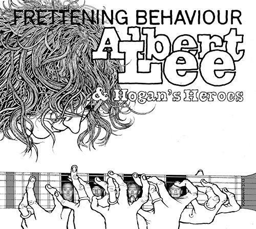 Albert & Hogan's Heroes Lee Frettening Behaviour