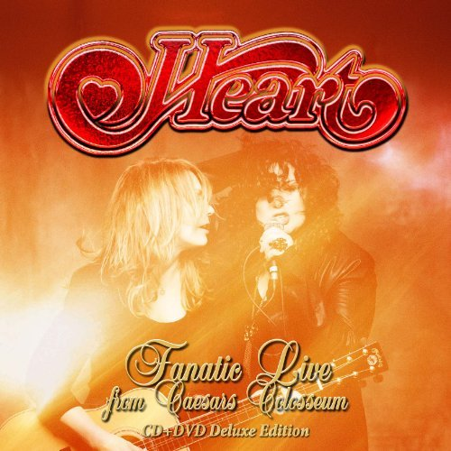Heart Fanatic Live From Caesars Colo Incl. DVD Deluxe Ed.