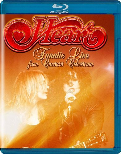 Heart Fanatic Live From Caesars Colo Blu Ray Nr