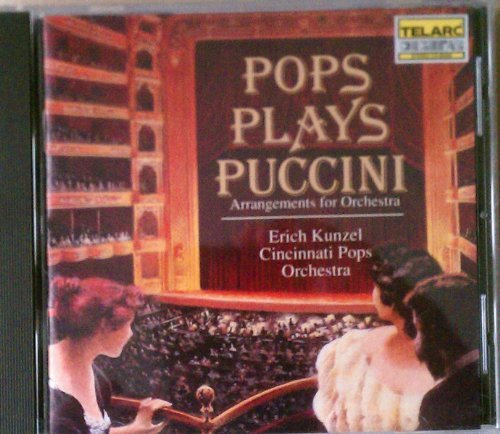 Pops Plays Puccini (puccini Without Words)