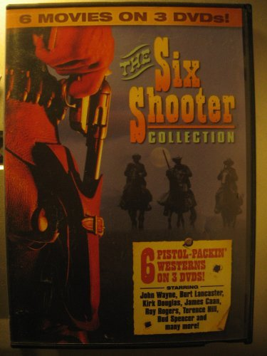 The Six Shooter Collection The Six Shooter Collection 3 DVD