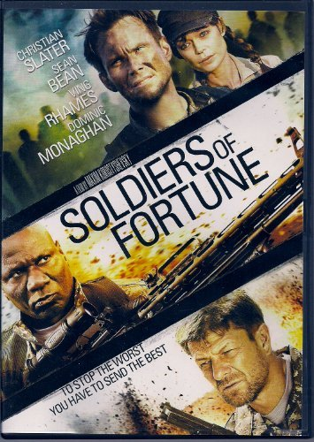 Soldiers Of Fortune Slater Rhames