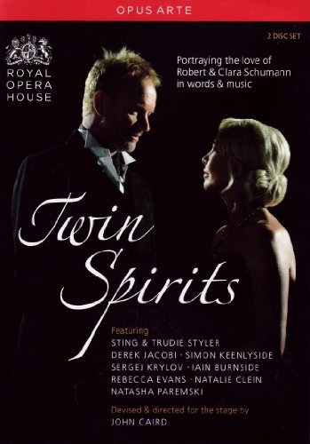 Schumann Schumann Twin Spirits Sting Performs S