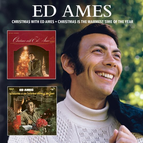 Ed Ames Christmas With Ed Ames Christm Remastered 2 CD
