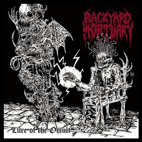 Backyard Mortuary Lure Of The Occult