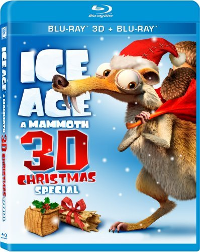Ice Age Mammoth Christmas Spec Ice Age Mammoth Christmas Spec Blu Ray Ws 3d Pg