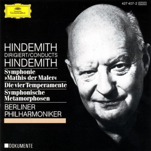 "Berlin Philharmoniker Paul Hindemith Hindemith Symphony ""mathis Der Maler""; Theme With"