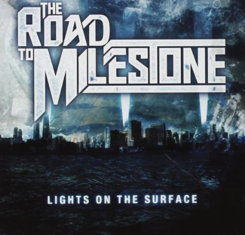 Road To Milestone Lights On The Surface