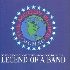 Moody Blues The Story Of The Moody Blues... Legend Of A Band